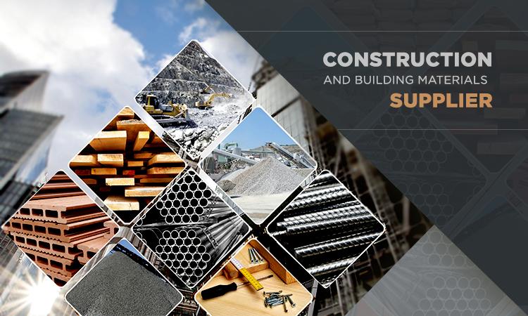 Construction & Building Materials Supplier in Ajman, Dubai UAE